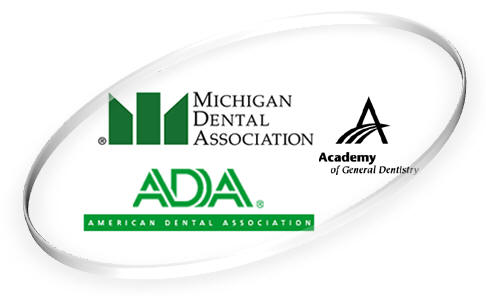 Michigan Dental Association, American Dental Association, Academy of General Dentistry